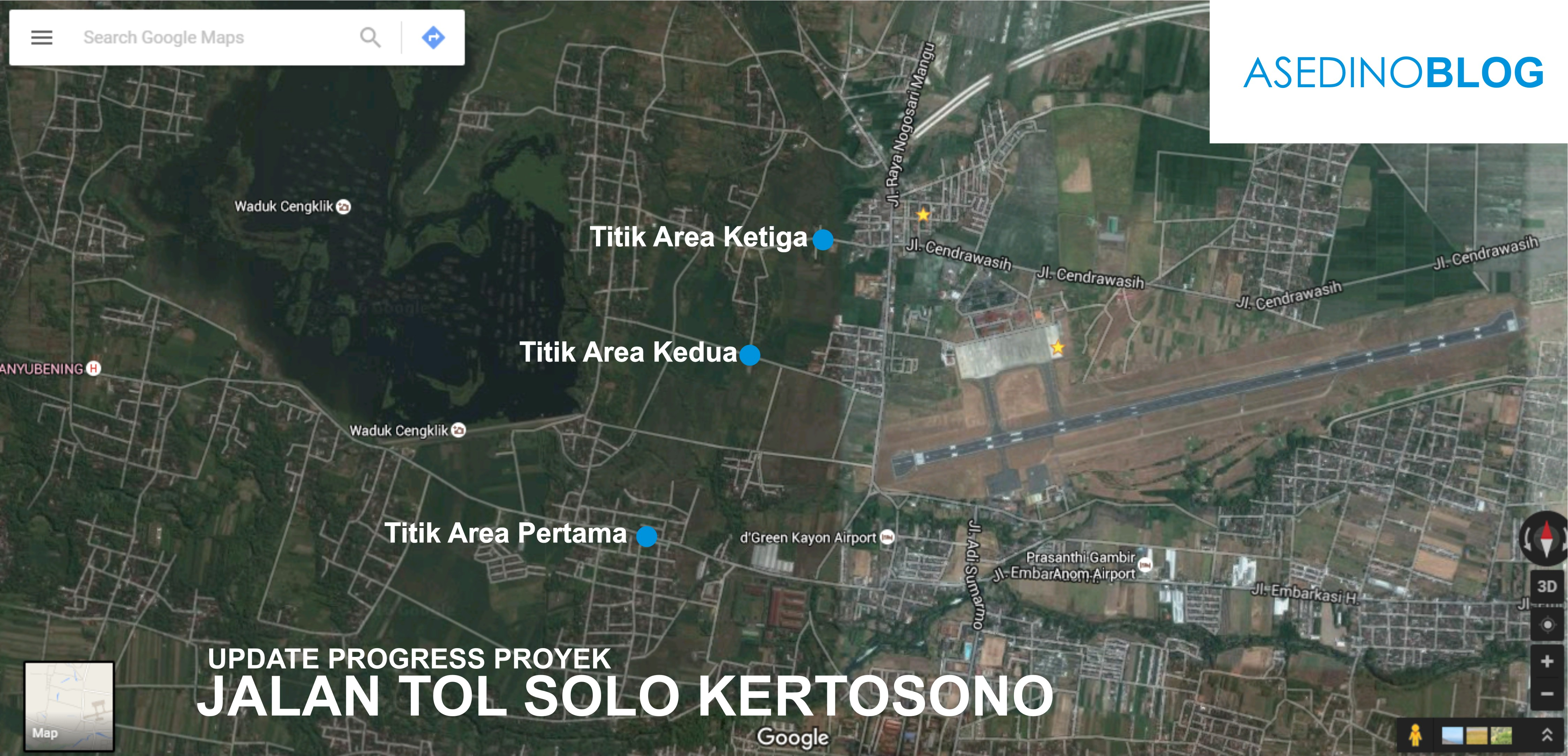 titik area toll