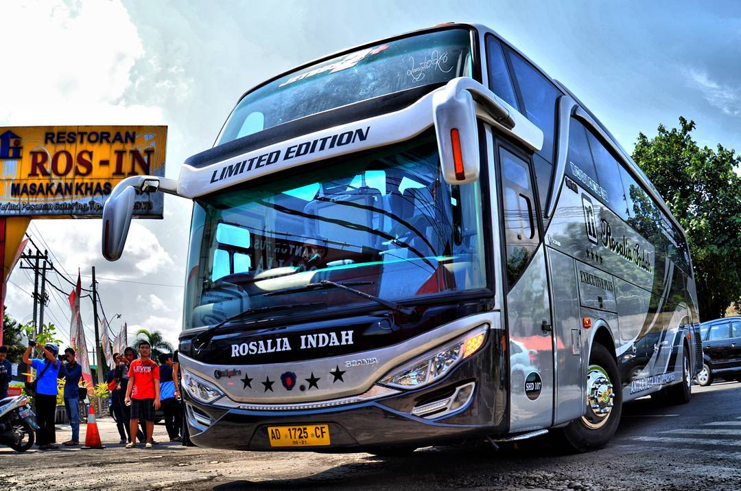 Kenalan Dulu Bus Shd Armada Baru Po Rosalia Indah Asedino