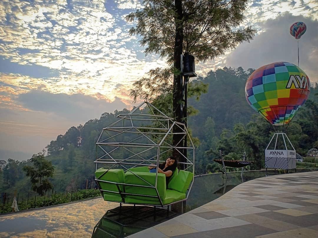 Wisata Ayana Gedongsongo Bandungan Semarang - ASEDINO