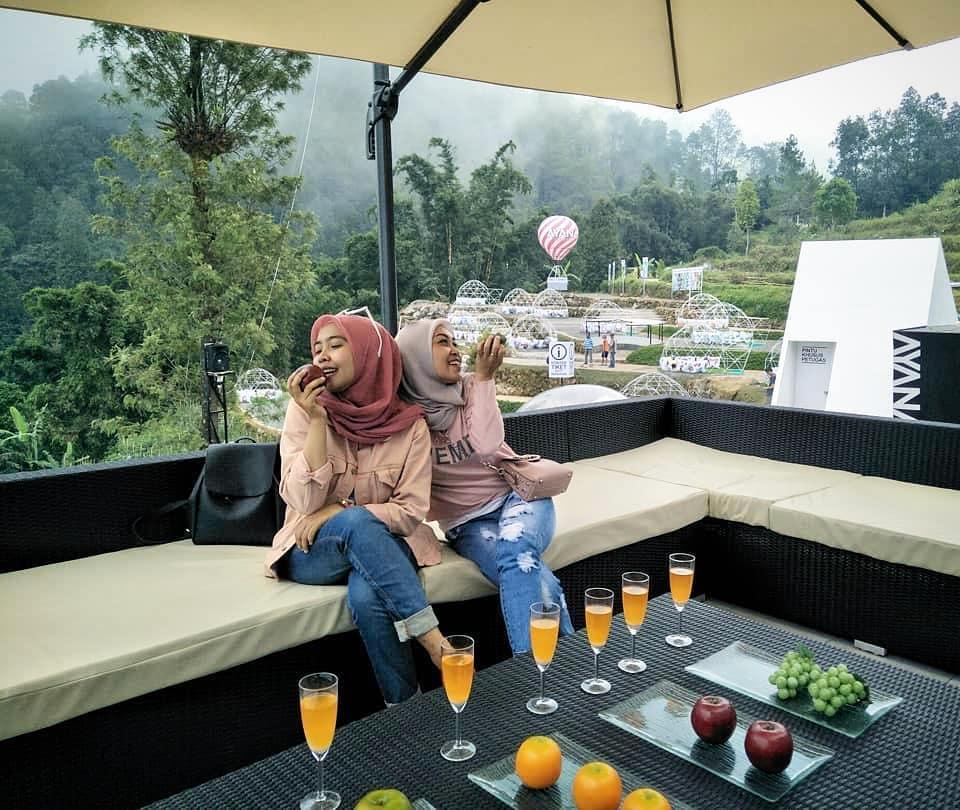 Wisata Ayana Gedongsongo Bandungan Semarang Asedino