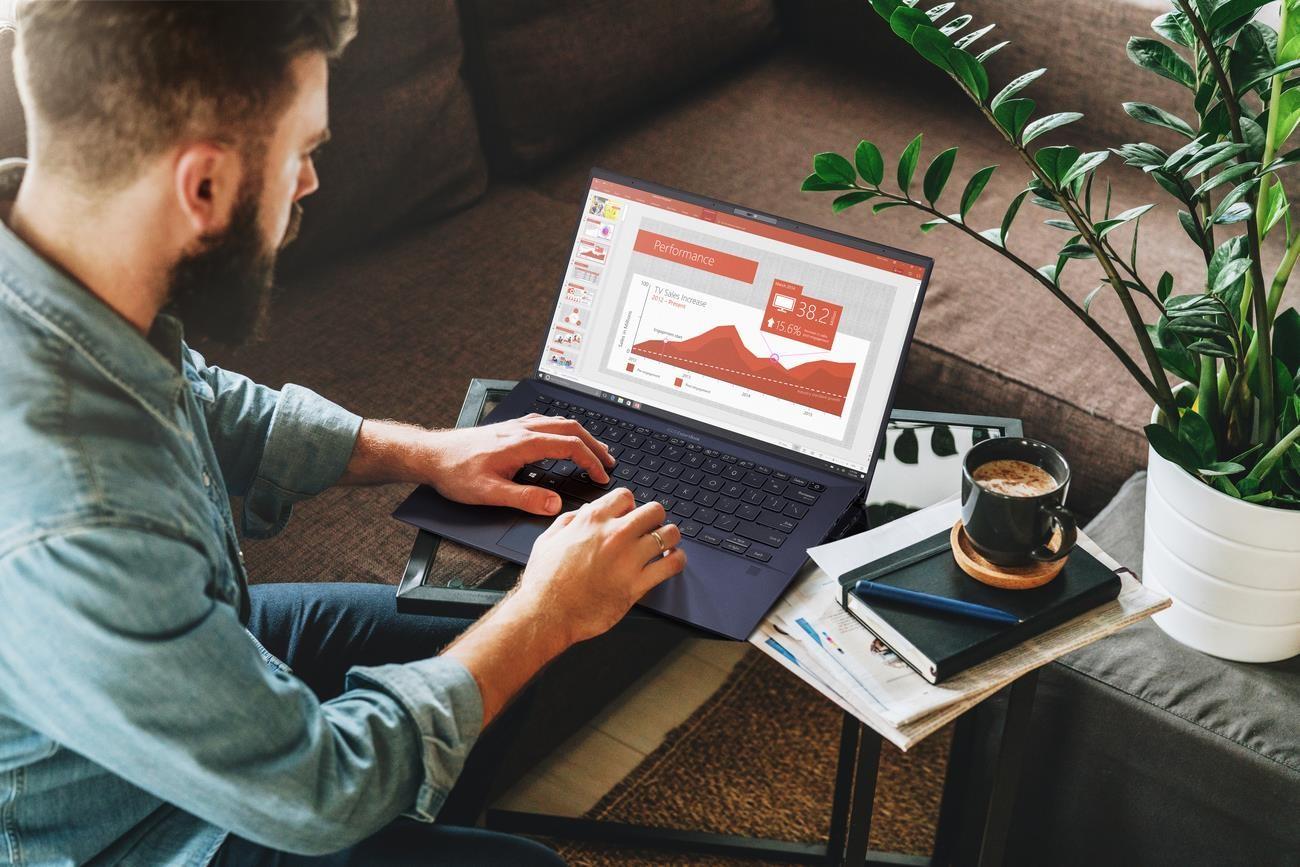 9 Alasan ASUS ExpertBook B9 Laptop Bisnis Terbaik? - ASEDINO