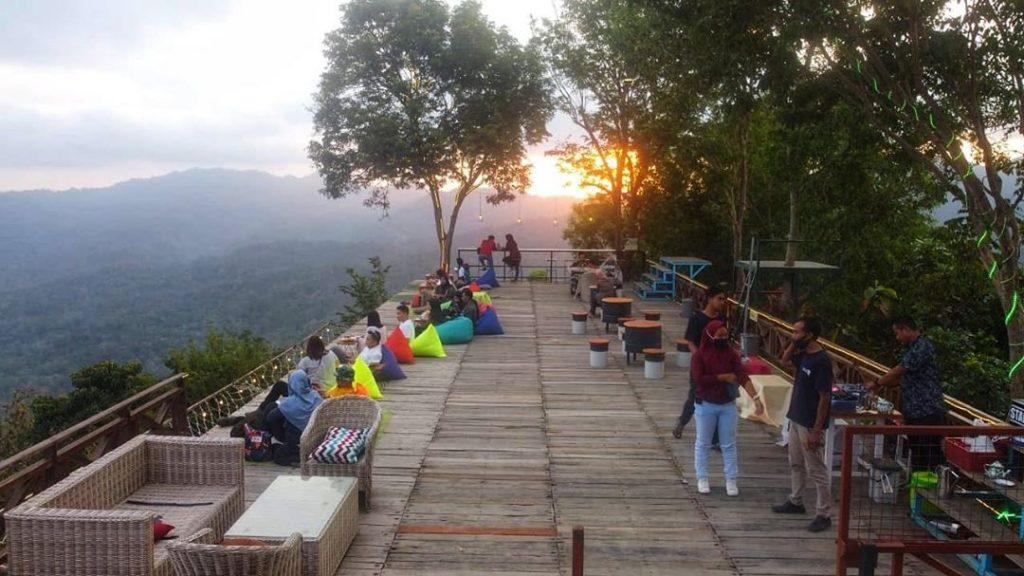 Wisata Baru Coffee Angkasa Bukit Pule Payung Kulon Progo Asedino